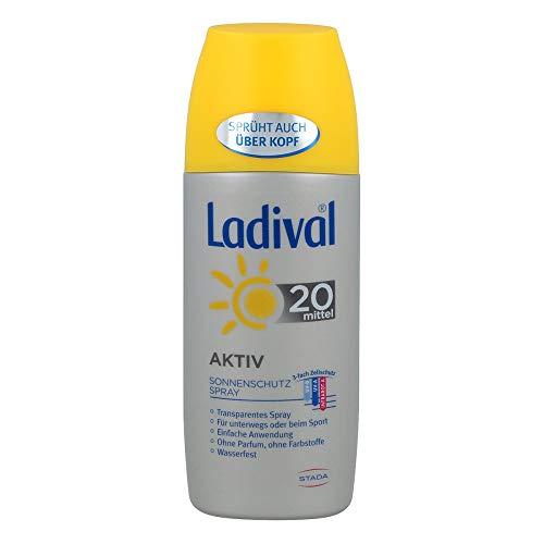 STADA LADIVAL Sonnenschutzspray LSF 20