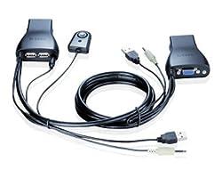 D-Link KVM-222 2-PORT USB KVM SWITCH