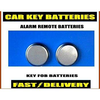 CR1616 Car Key Batteries CR1616 Alarm Remote Fob Batteries 1616