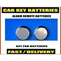 CR1632 Car Key Batteries CR1632 Alarm Remote Fob Batteries 1632