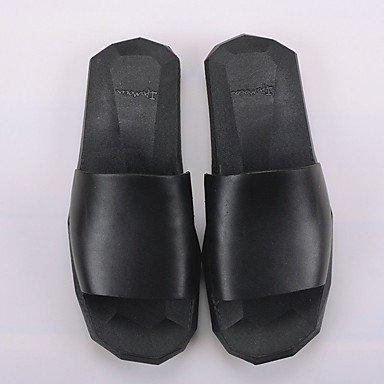 Stivali inverno delle donnecasuali zeppa piuma Heel PU sandali US15.5-16 / EU50 / UK14.5-15 / CN54