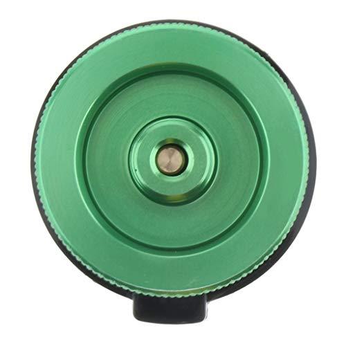 Homyl Connecteur de Propane Adaptateur à Connexion Rapide pour Appareil à Systèmes au Propane Accessoires de Brûleur Extérieur - Vert