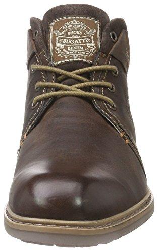 bugatti Herren K28501g Desert Boots Braun (dunkelbraun 610)