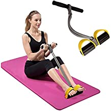 Bulfyss Waist Reducer Exerciser Body Shaper Trimmer for Reducing Your Waistline and Burn Off Extra Calories