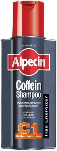 Alpecin 21121, Shampoo alla caffeina, 250 ml