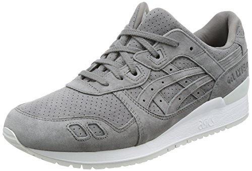 299bb7494 Asics - Gel Lyte III Pig Suede Pack Aluminium - Sneakers Homme - Gris -  Taille