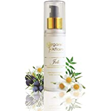 Joli (Dry-Normal Skin - Face Wash), 100ml (3.4oz)   Juniper, Chamomile & Neem   Certified Organic Ingredients  No Paraben, Mineral Oil, Alcohol or Sulfates   Cleans, Detox & Moisturizes