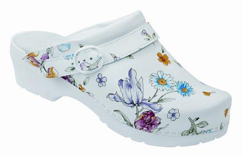 awc-womens-clog-decorative-line-with-adjustable-ristriemen-colour-white-white-size-5