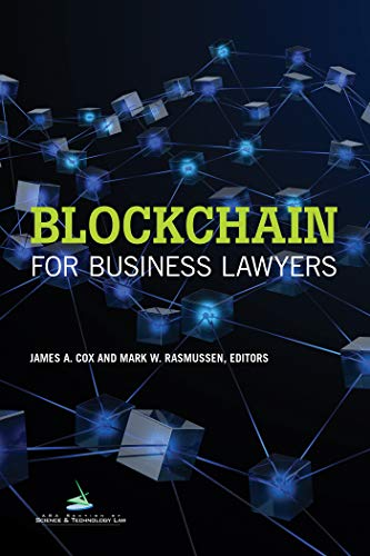 Blockchain for Business Lawyers (English Edition)
