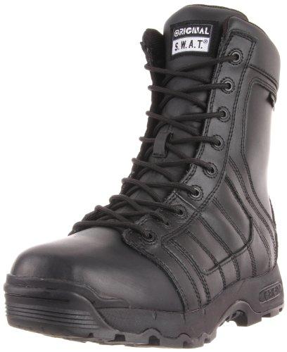 original-swat-mens-metro-air-9-inch-waterproof-side-zip-tactical-boot-black-105-d-us