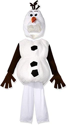 Olaf Kostüm   2T (Deluxe Frozen Kostüm)