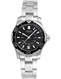 Victorinox Swiss Army Femmes 241305 Alliance Sport Lady Black Cadran