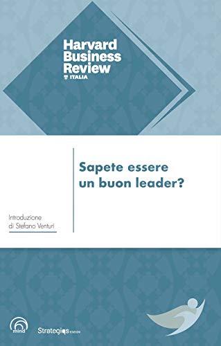 Sapete essere un buon leader?
