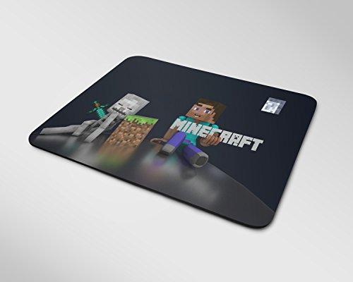 Minecraft Xbox PS4alfombrilla de ratón Mac Apple juegos video game Desk Pad personalizado