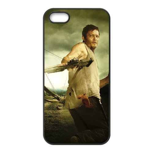 LP-LG Phone Case Of The Walking Dead For iPhone 5,5S [Pattern-6] Pattern-3