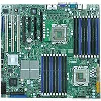 Supermicro X8DTN+ Intel 5520 Socket B (LGA 1366) 2 x Ethernet 1 x Serie 2 x USB 2.0