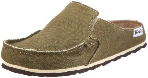 Birki CLASSIC SKIPPER Classic Skipper, Chaussures mixte adulte Vert-TR-F5-19
