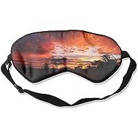 Sunset Sky Trees Sleep Eyes Masks - Comfortable Sleeping Mask Eye Cover For Travelling Night Noon Nap Mediation... preisvergleich bei billige-tabletten.eu
