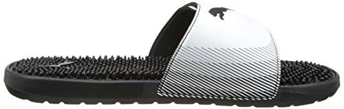 Puma Starcat TPR, Baskets Basses Homme Noir (Black-white 03)