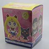 Sailor Moon Funko Mystery Minis Blinded Box 13137 Hot Topic Exclusive