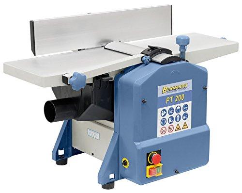 Preisvergleich Produktbild 08-1005 Bernardo Abricht- und Dickenhobelmaschine PT 200 Hobelmaschine
