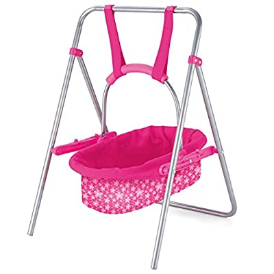 Toyrific Doll Swing Accessory - Fits Toy Dolls Up to 40 cm