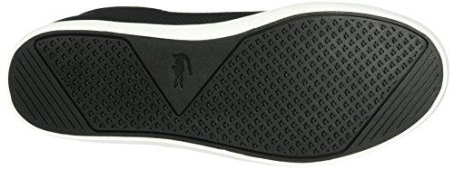 Lacoste Straightset 316 3, Baskets Basses Femme Noir (Blk)