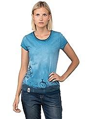 Chillaz Fancy Femme Wood T-shirt