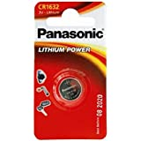 Panasonic CR-1632L/1BP Pile Bouton Lithium