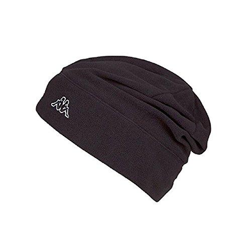 kappa-bmg-training-fleece-beanie-hat-black-005-one-size-402065