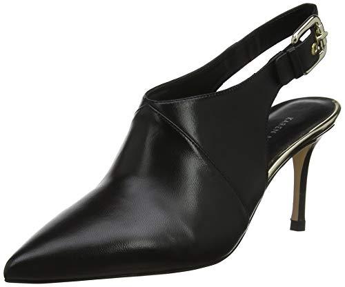 01740 Eu Karen Heelsblack Women's Limited Slingback Sling Fashions Mules Millen Back K1TcFJl3