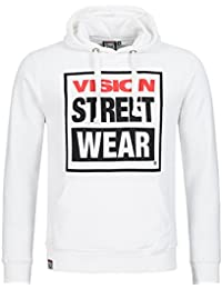 Vision Street Wear Hood Herren Kapuzen Sweatshirt khaki