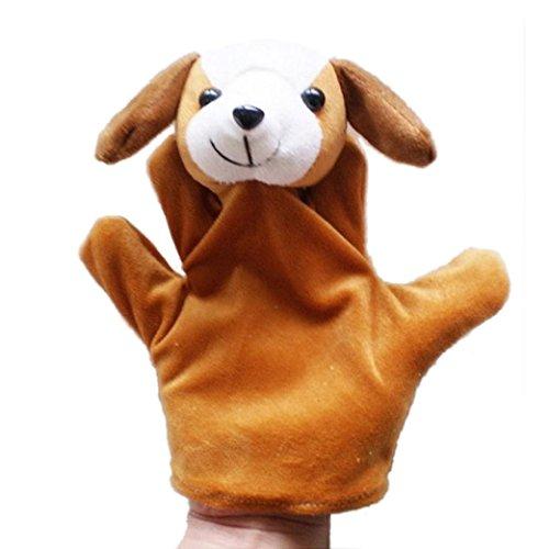 Vovotrade Tamaño Grande lindo Animal Marioneta Guante