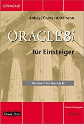 Oracle 8i für Einsteiger by Michael Abbey (2000-08-24)