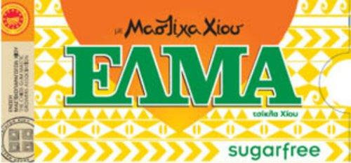 ELMA - Sugarfree - Chewing gum au mastic de Chios (sans sucre)
