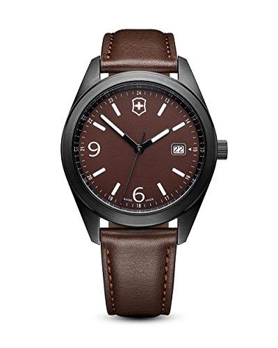 VICTORINOX SWISS ARMY Herren Armbanduhr Schweizer Uhr Garrison Large 26076.CB von VICTORINOX SWISS ARMY Swiss Made