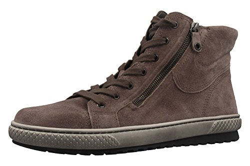 Gabor Gabor Jollys, Sneakers Alti Donna Grigio