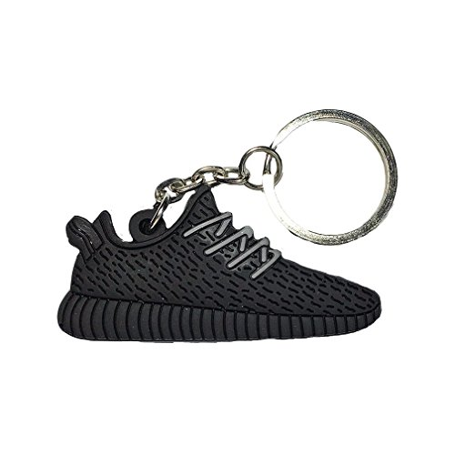 Price comparison product image Yeezy 350 Boost Keyring / Keychain (Black)
