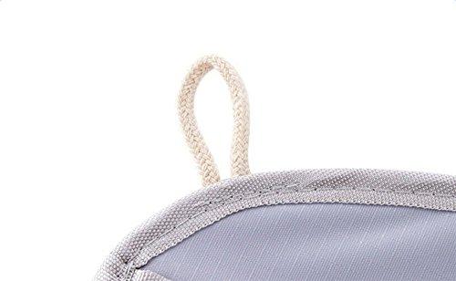 Cdet Beutel Einfach Lagerung Tasche Hängend Aufbewahrungstasche An der Wand Mauer hängend Einbezogen Hängend Tasche Tuch Schön Karikatur Hängend Tasche Hinter der Tür Aufbewahrungsbeutel Zusammenklapp Blau