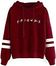 Fashion Casual Friend Hoodie Sweatshirt Friend TV Show Merchandise Women