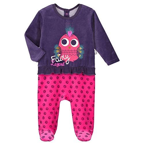 89fb518e03a3e Pyjama bébé velours effet 2 pièces Fairytails - Taille - 24 mois (92 cm)