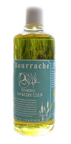 Ressources Naturelles - Huile Bourrache Bio 250 Ml