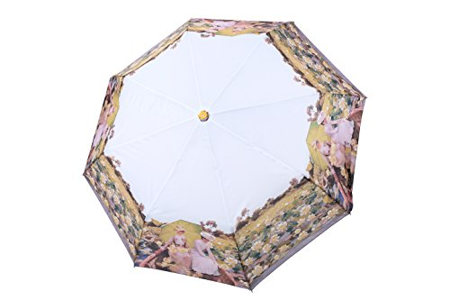 rain-street-folding-umbrella-flower-art-automatic-wind-resistant-black