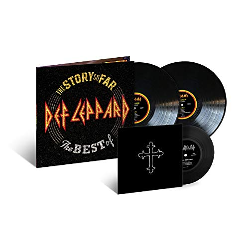 The Story So Far: The Best Of Def Leppard [VINYL]