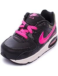 Nike Court Borough Low (PSV), Chaussures de Fitness Fille, Noir Rose