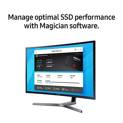 "Samsung 860 PRO 256GB SATA 2.5"" Internal Solid State Drive (SSD) (MZ-76P256)"
