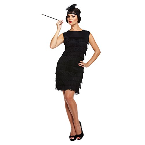 Fancy-Me-Dguisement-Costume-Femme-Robe-Flapper-Charleston--Franges-Annes-1920-Noir-STD-38-42