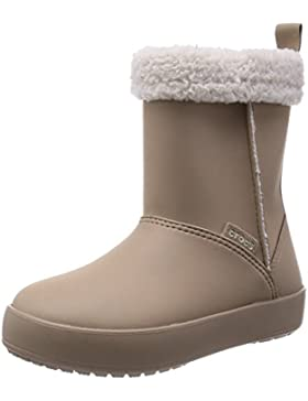 crocs Colorlite Snug Boot Gs Unisex-Kinder Stiefel & Stiefeletten
