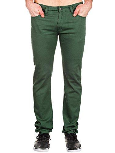 Reell Skin Stretch Jeans Jungle Green