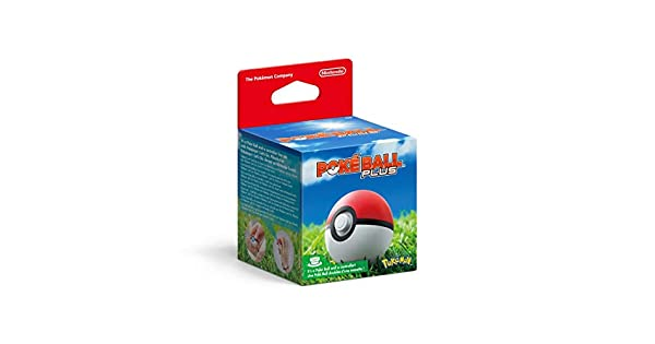 Poke Ball Plus Nintendo Switch Amazon Co Uk Pc Video Games